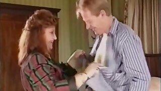 Vintage big juggs step housewife hard core