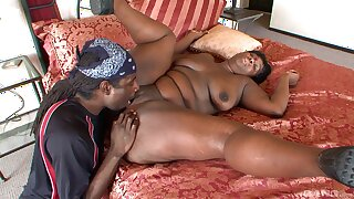 Serious drilling for a thick BBW not far from love with the BBC