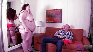 Princess Gemini FAT Escort Hard Fuck