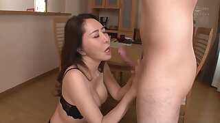 Busty Asian Overprotect Likes To Fuck