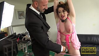 Required up wife Dehira gets spanked and rough penetrated by will not hear of man
